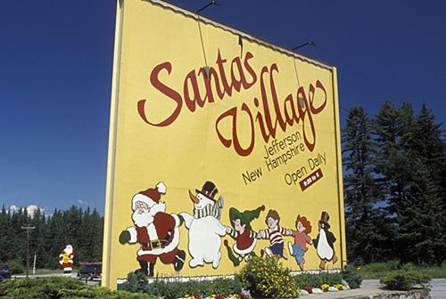Santa's Village New Hampshire