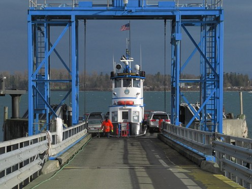 Chief Whatcom Ferry
