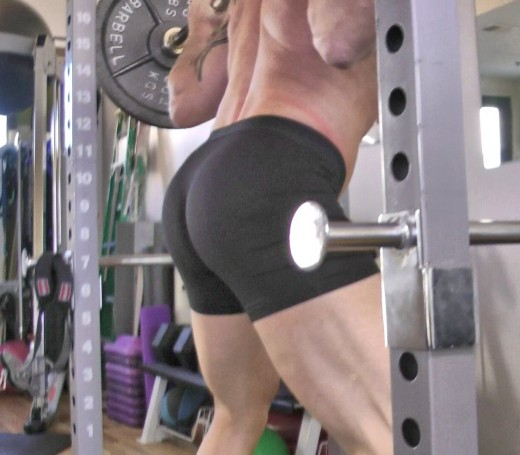 Barbell Squats are a fantastic exercise for the legs and glutes. Perfect your form and make them an ongoing part or your routine.