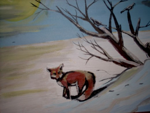 There are always sly foxes about...