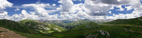 """Tibet is the setting for the majority of the episode """"Weather in Tibet."""""""