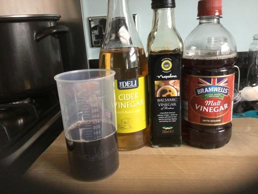 The vinegars