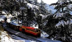 Shimla-Kalka (Heritage) Toy Train