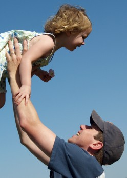 Growing Up with an Unloving Dad