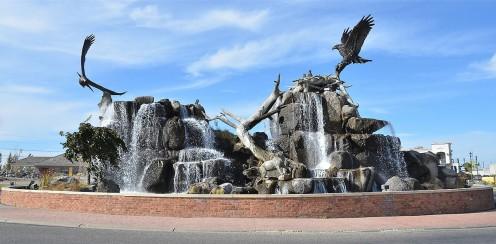 The Utah Street Fountain