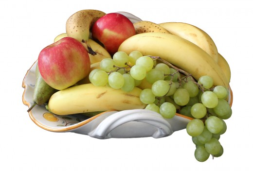 Fruit is filled with potassium