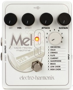 Product Review of the Electro-Harmonix Mel9 Effects Pedal