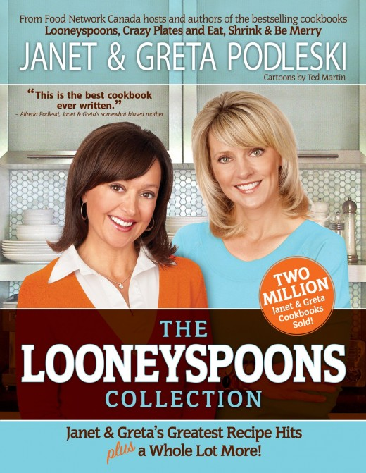 The Looneyspoons Collection Cookbook