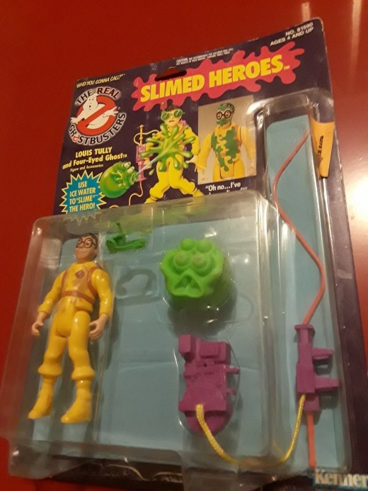 Louis Tully slime action was my favorite toy growing up and I still have this thing.