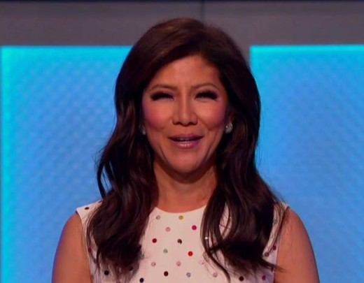 Screenshot from Julie Chen's videotape