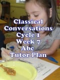 CC Cycle 1 Week 7 Plan for Abecedarian Tutors