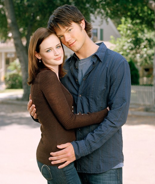 Jared Padalecki as Rory's first boyfriend Dean.