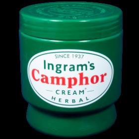 Herbal Camphor Cream