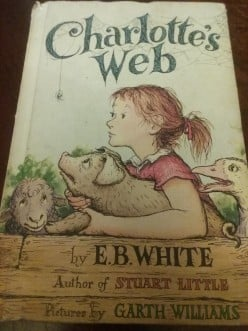 Charlotte's Web by E.B. White - Book Review