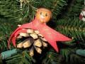 Make a Pine Cone Pixie Ornament
