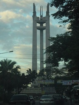 Quezon City Memorial (http://en.wikipedia.org/wiki/Quezon_City)