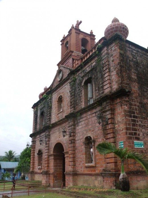 Caramoan's St. Michael The Archangel Church is one of the oldest churches in the province built in the 16th century.