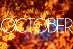 October: Interesting Things About the Month Including What to Buy and What Not to Buy