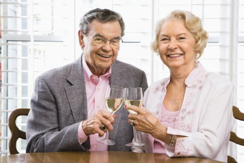 Never Too Old For Love
