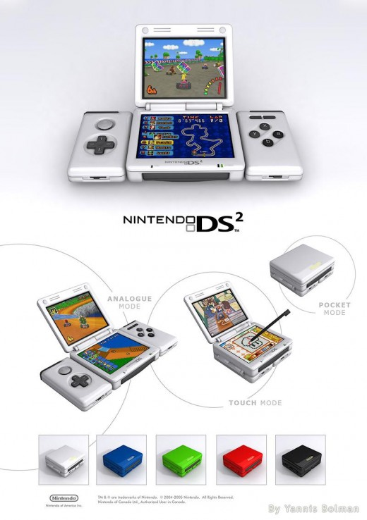 Sample picture of Nintendo DS