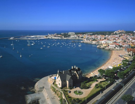 Cascais - one of the Lisbons beaches.