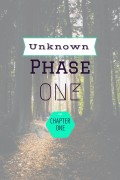 Chapter One of Unknown: Phase One