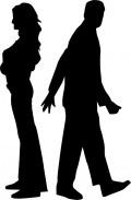 Mr. Black & Mrs. Blue: An Abusive Love
