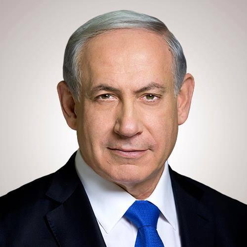 Likud leader Benjamin Netanyahu.