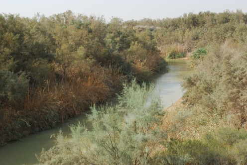 Naaman was insulted Elisha told him to bathe in the dirty waters of the Jordan river.