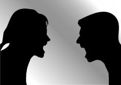 Secret Emotional Pay-Offs in Arguments
