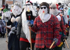 Mummering in Newfoundland, a Christmas Tradition