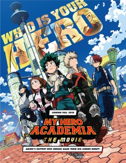 My Hero Academia: The Movie Review