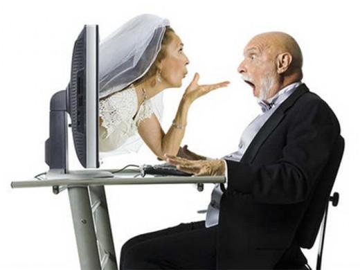 Seniors on-line dating