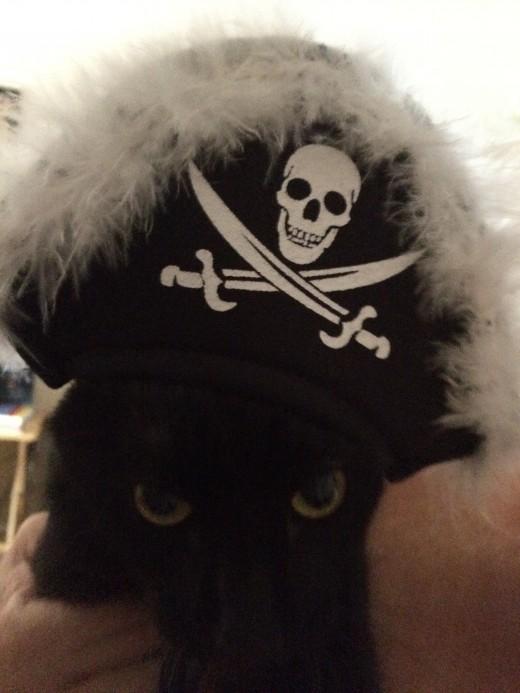 Arrr, Drizzt the Pirate