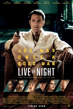 """Movie Review: """"Live by Night"""""""