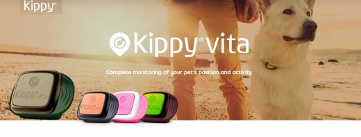 KIPPY VITA, GPS TRACKER FOR DOGS AND CATS