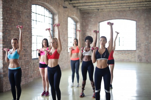 Premium or budget active wear? Both achieve the same thing, so decide whether or not the extra cost is worth the extra benefit