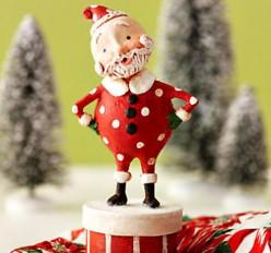 32 Fun and Creative Santa Claus Craft Ideas