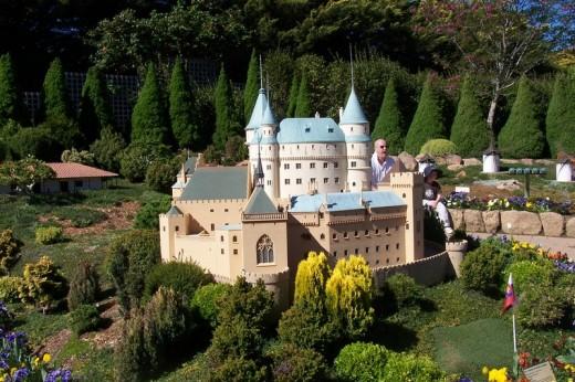The Chateau of Bojnice, Slovakia