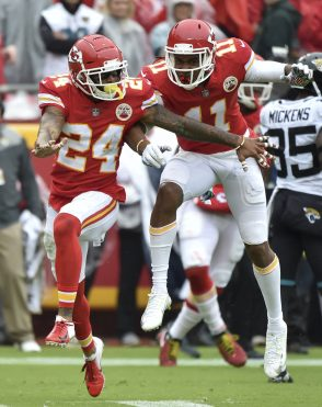 The Chiefs D shut down arguably the best offense in the NFl and remained unbeaten in the process.