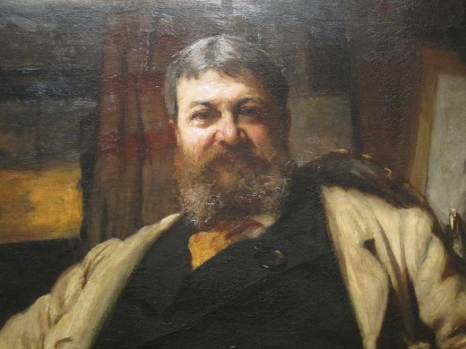 """Henry Hobson Richardson, unofficial """"father"""" of the standard late Victorian courthouse"""