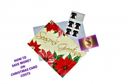 How to Save Money on Christmas Card Costs