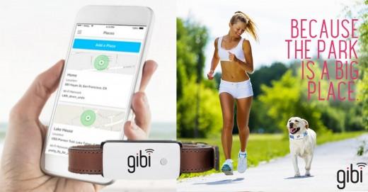 Gibi GPS Pet Locator
