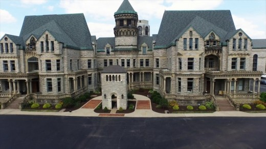 A Must-Do Trip to the Famous Haunted Mansfield Reformatory