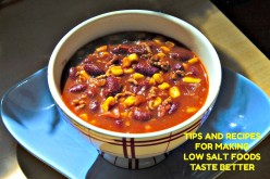 How to Make Low-Sodium Foods Taste Better (Recipes Included)
