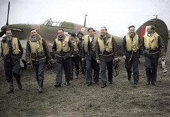 'Bloody Foreigners' the Squadron That Saved Britain