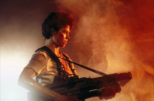 Sigourney Weaver's appearance as Ripley in the 'Alien' series helped pave the way for a string of female action leads.