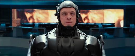 Murphy couldn't believe they were rebooting 'RoboCop'...