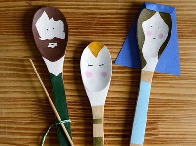 41 Wonderful Wooden Spoon Craft Ideas Hubpages