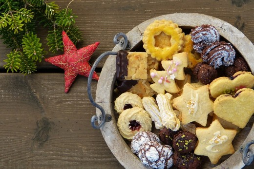The Holidays Air is Filled With The Aroma of Delicious Sweet Baked Treats